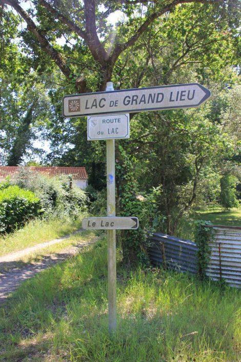Gîte d'étape près de Nantes
