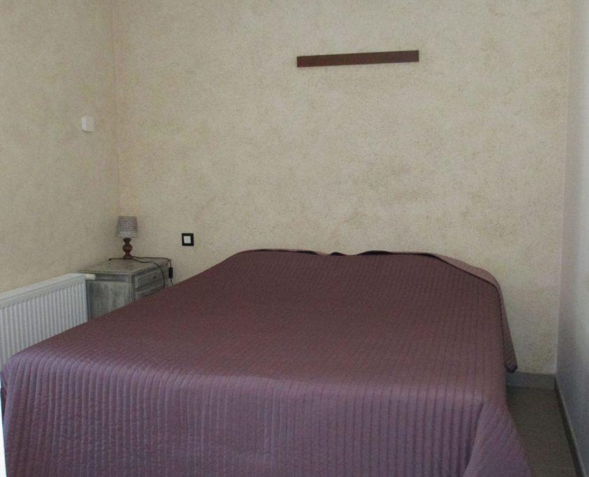 Gîte de Grand-Lieu près de Bouaye, chambre à partager