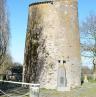 Le moulin de Saint Lumine de Coutais où se situe le Gîte de Grand-Lieu