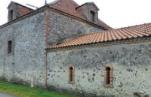 Le prieuré près du Gîte à Saint Lumine de Coutais