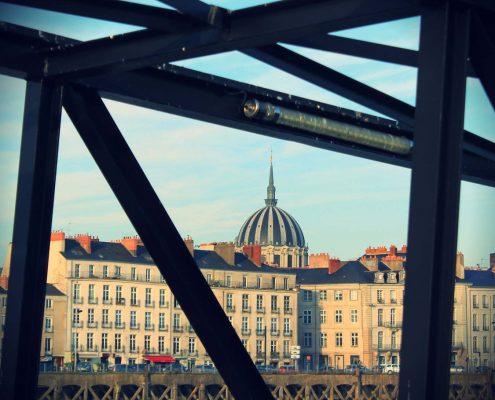 Visite à Nantes, proche du Gîte de Grand Lieu